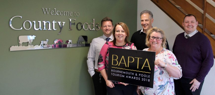 Official Sponsor of BAPTA 2018